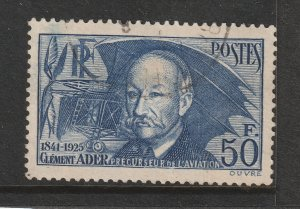 France a 50F fine used Ader from 1938