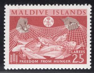 MALDIVE ISLANDS SCOTT 121