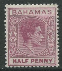 STAMP STATION PERTH Bahamas #154 KVI Definitive 1951 MLH CV$1.25