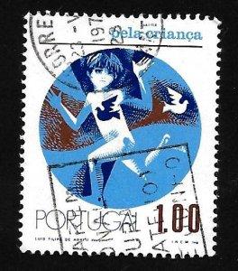 Portugal 1973 - U - Scott #1177