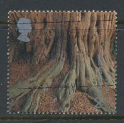 Great Britain SG 2156  Used    - Tree and Leaf