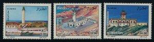 Algeria 1255-7 MNH Lighthouses