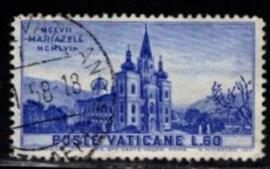 Vatican City - 3231 Mariazell Shrine - Used