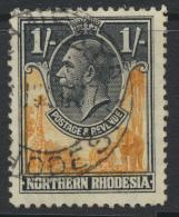 Northern Rhodesia  SG 10 SC# 10 Used  - see details