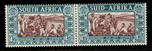 South Africa 1938 Voortrekker Cent Memorial Fund 1½d+1½d SG 78 mint