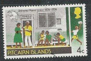 Pitcairn Islands  |  Scott # 141 - MH