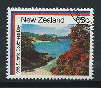 New Zealand SG 1397 Philatelic Bureau Cancel