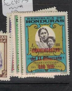 Honduras SC C407-b MNH (1dvm)