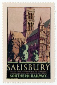 (I.B) Cinderella Collection : Resorts by Railway (Salisbury)