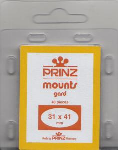 PRINZ BLACK MOUNTS 31X41 (40) RETAIL PRICE $3.99