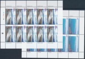 Armenia stamp Europa CEPT:Life-giving water mini sheet set 2001 MNH WS221357