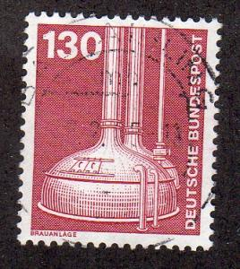 Germany 1182 - Used - Brewery (cv $0.60) (2)
