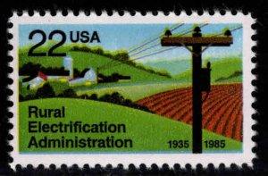 USA Scott 2144 MNH** Rural Electrification