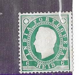 Portuguese India #176  (MNG ) CV $5.00