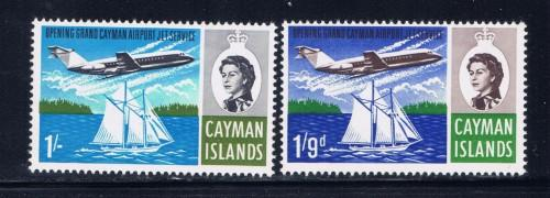 Cayman Is 151-52 NH 1959 New Consitution