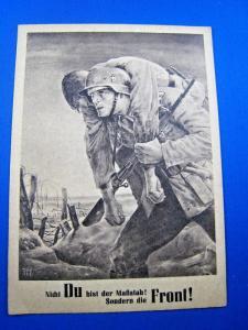 POLAND GENERAL GOVERNMENT POSTCARD 1943    (tinv)