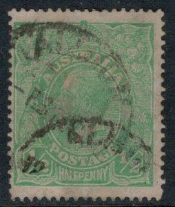 Australia #60  CV $3.25
