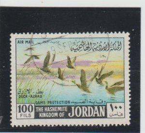 Jordan  Scott#  C50  Used  (1968 Wild Ducks)