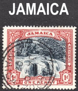 Jamaica Scott 32 VF used with a beautiful SON cds.