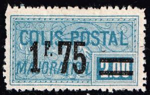 FRANCE STAMP PARCEL POST STAMP 1926 MAJORATION Issue 1.75/2.00 fr Unused Ng
