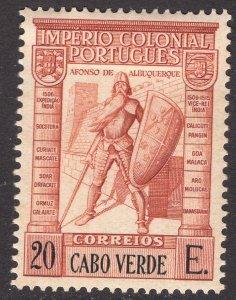 CAPE VERDE SCOTT 251