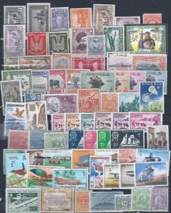 72 WW MINT  STAMPS STARTS AT A LOW PRICE!