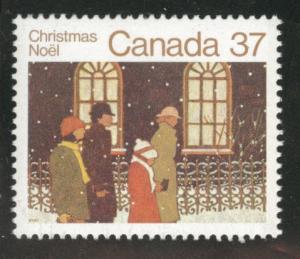 Canada Scott 1005 MNH** Christmas stamp 1983