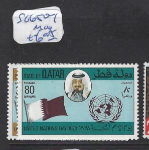 QATAR  (PP2609B)   SG 650-1       MOG