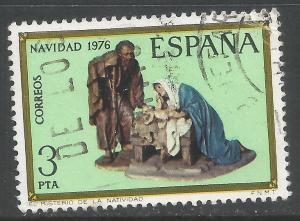 SPAIN 2007 VFU CHRISTMAS Z7951-6