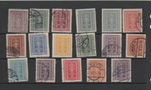 AUSTRIA STAMPS BETTER DEALER BOURSE LOT 138 0418