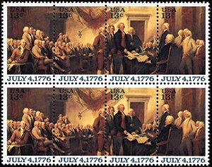1694a Mint,OG,NH... Block of 8... SCV $2.40