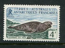 French Southern & Antarctic Territory #17 Mint