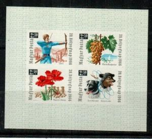 Hungary Scott B262b Mint NH imperf (Catalog Value $35.00)