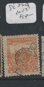 SALVADOR  (PP1804B)  50 C    SC 0359   MOG
