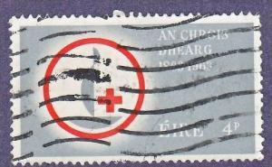 Scott # 190 Red cross
