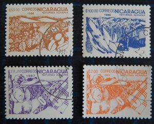 Reforma agraria, Nicaragua, (2596-Т)