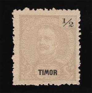 Timor Sc53 King Carlos - MH