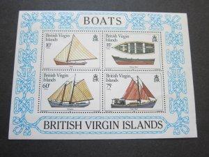 British Virgin Islands 1984 Sc 483a MNH