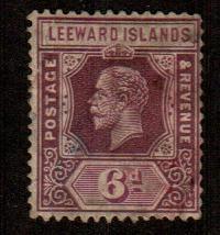 Leeward Islands #53  Used  Scott $9.25