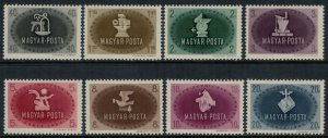 Hungary #700-7*  CV $44.00