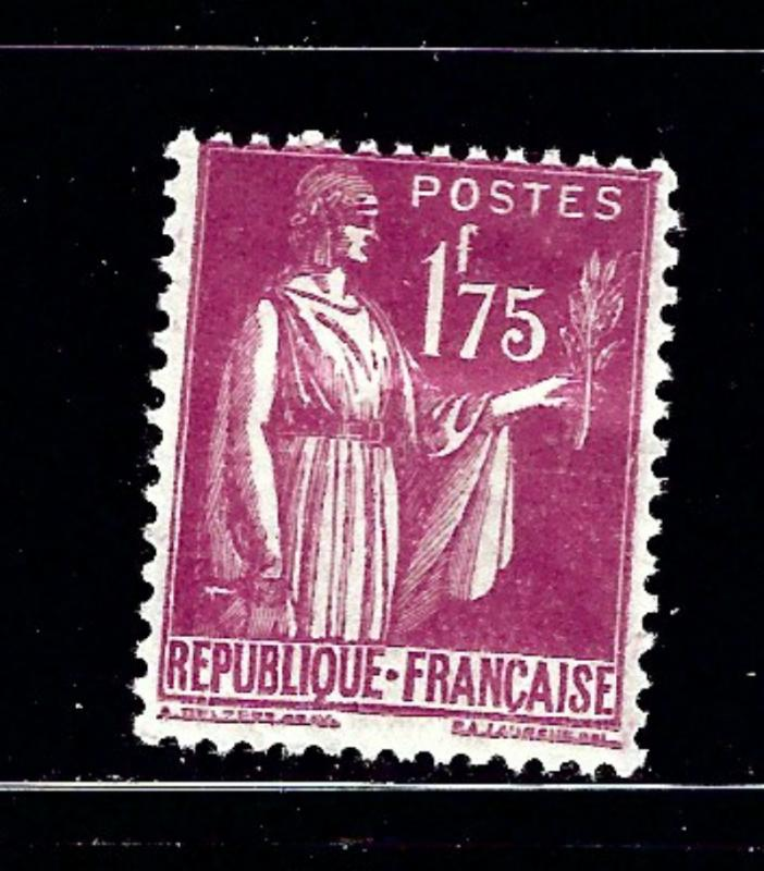 France 283 MH 1932 issue