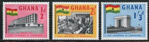 Ghana MH 17-9 1st Anniversary Of Independence