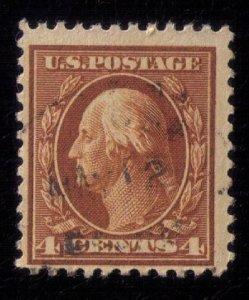 US Sc #503 Used F-VF