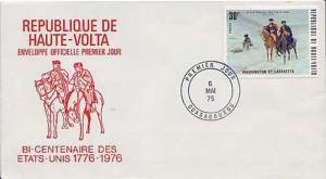 Upper Volta, Horses