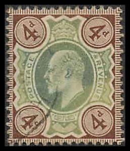 Great Britain 133 Used VF