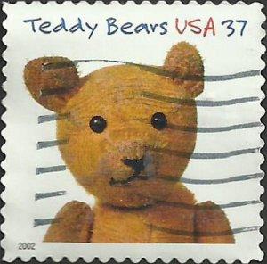 # 3654 USED STICK BEAR