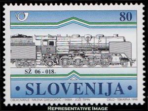 Slovenia Scott 325 Mint never hinged.