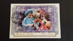 Isle of Man 2000 The Queen Mother II