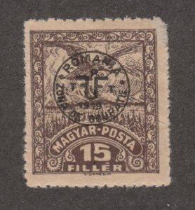 Hungary 3N7 Mythical Turul 1920