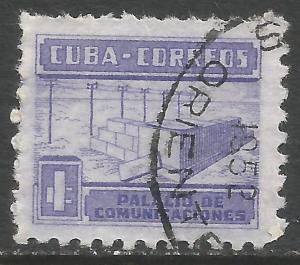 CUBA RA11 VFU J541